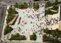 广场,广场景观,坐凳,休闲广场,广场铺装