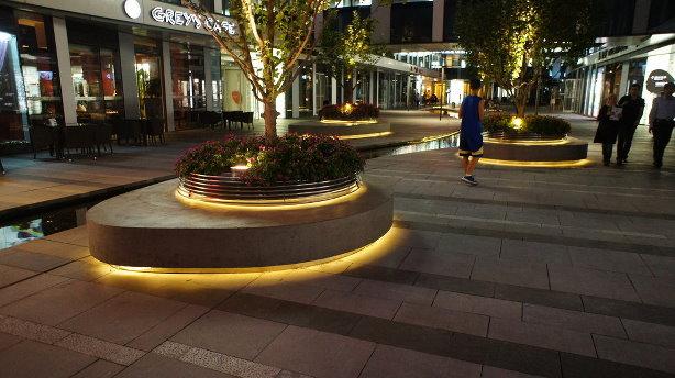 图形城市景观设计图-树池树池节点地面绘制-设cdrx4坐凳爱心铺装图片