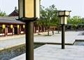 庭院灯,景观灯,灯具,水池