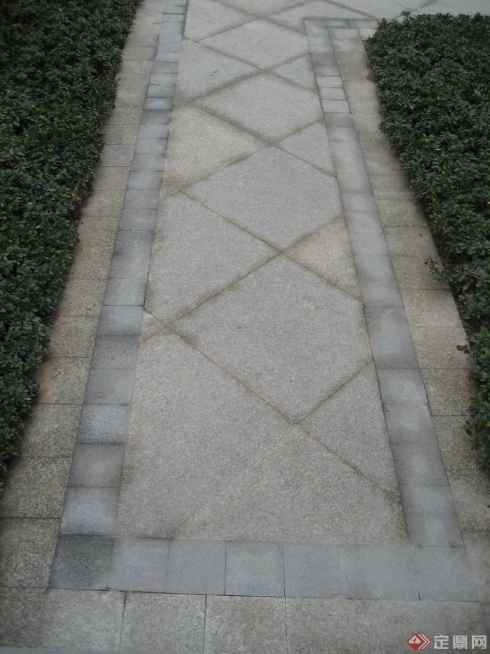 园路,地面铺装