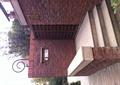 围墙,台阶,入户门