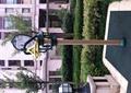 健身设施,灯柱