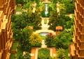 沙盘模型,住宅景观,凉亭,廊架,铺装