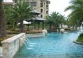 喷泉水池,泳池景观,凉亭,雕塑,树池