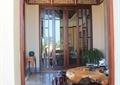 茶室,茶桌凳,门扇