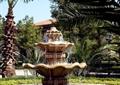 喷泉水景,跌水喷泉,景观水池