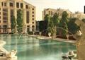 雕塑喷泉,喷泉水景,景观水池