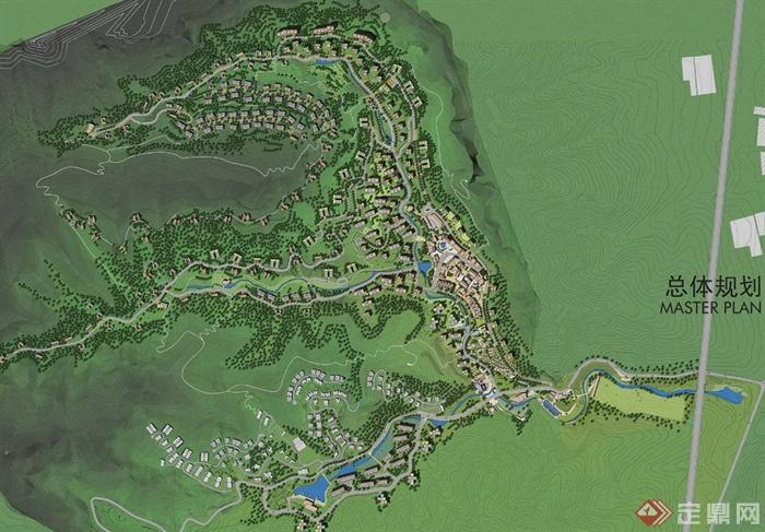 某生态旅游度假区规划设计jpg全文本[原创]