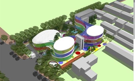 某幼儿园概念设计