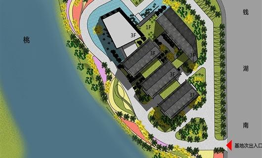 某體驗館建筑設計