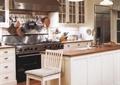 厨房,椅子,吧台,橱柜,厨具,吊灯