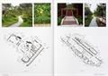 园路,园路绿化,园路景观,植配,台阶,花架