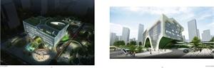 深圳前海法制大厦