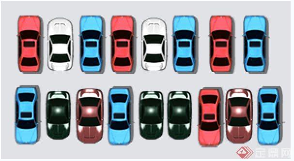 三张汽车平面PS素材(2)