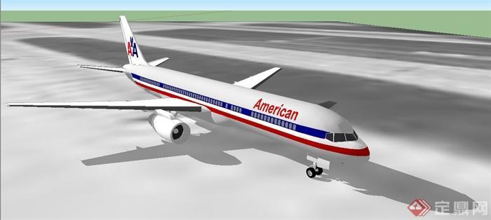 两架飞机su模型(3)