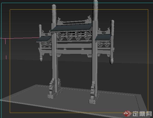 计3dmax模型[chinese