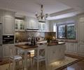 厨房,餐厅,餐具,橱柜,餐桌椅