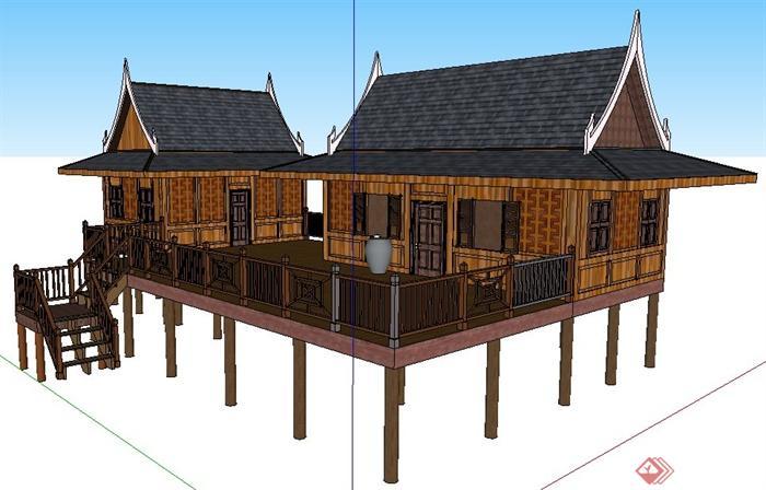 房屋建筑设计论文