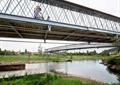 栈桥,栈道,河道景观,河岸景观