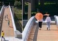 园桥,拱桥,木桥