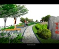 蒙自中医院二期景观设计