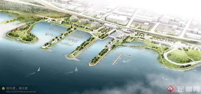 亚瑟王子码头公园-滨水景观海湾景观滨水公园-设计师