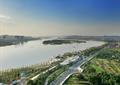 滨水景观,湿地公园,滨水公园,生态公园