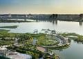 滨水景观,湿地公园,生态公园,绿化景观
