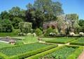 庄园,种植池,庭院景观,景观植物