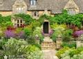 乡村住宅,住宅入口,入口景观,台阶,外墙装饰,植配设计