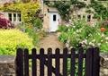 乡村住宅,庭院景观,花池,围栏,围墙