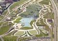 公园景观,公园规划,园路,水景,植物