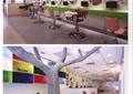 游乐室,游乐场,游乐室装饰,桌椅,装饰墙