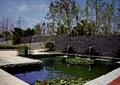 水池,吐水墙,水景墙,水景