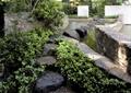 水景,台阶,驳岸,水池,矮墙