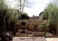 庭院,庭院景观,花园景观,花池,围栏