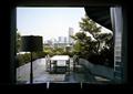 庭院,露台,露台景观,桌椅,落地灯