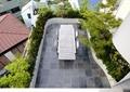 庭院,庭院景观,花池,庭院植配,桌椅