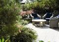 庭院,庭院景观,桌椅,沙发,桌子