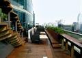 庭院,阳台,庭院景观,桌椅