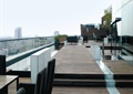 庭院,阳台,庭院景观,桌椅,台阶
