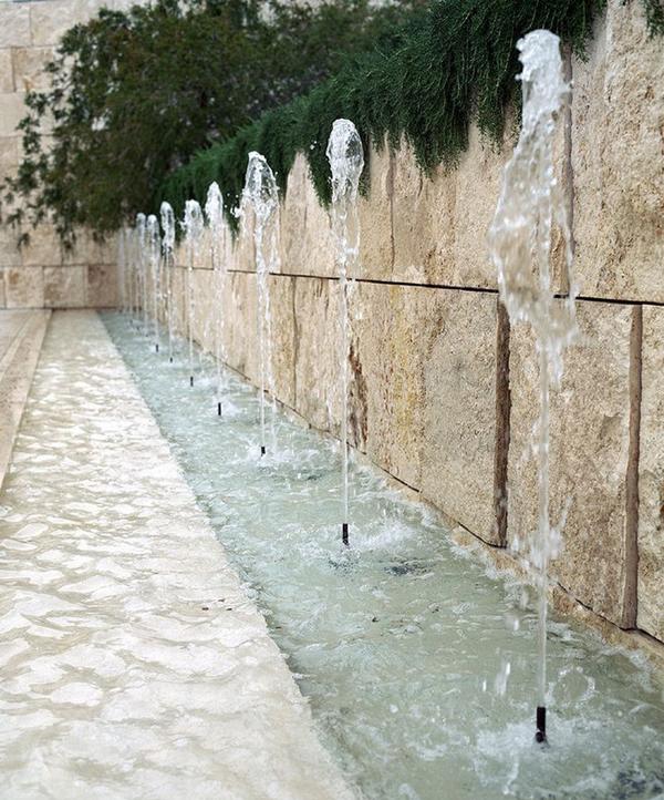 水池,喷泉,喷泉水景,水景,景墙图片