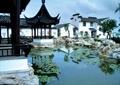 水景,水榭,亭子,亭廊组合,仿古建筑