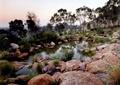 水池,水景,驳岸,山地水景