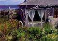 亭子,庭院,庭院景观,庭院植配