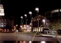路灯,花池,广场景观,花架
