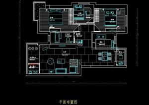 某住宅装饰设计方案图