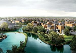 23个万科名盘建筑、景观、室内设计(含实景图、效果图、户型图)