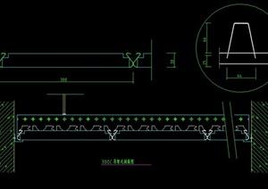 某建筑空间金属顶棚设计CAD图
