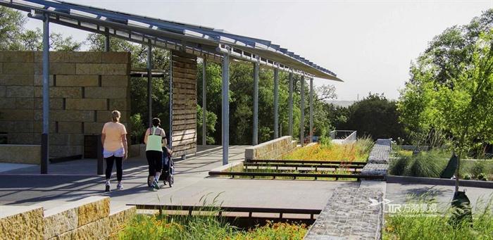 国外Phil Hardberger公园景观设计案例欣赏